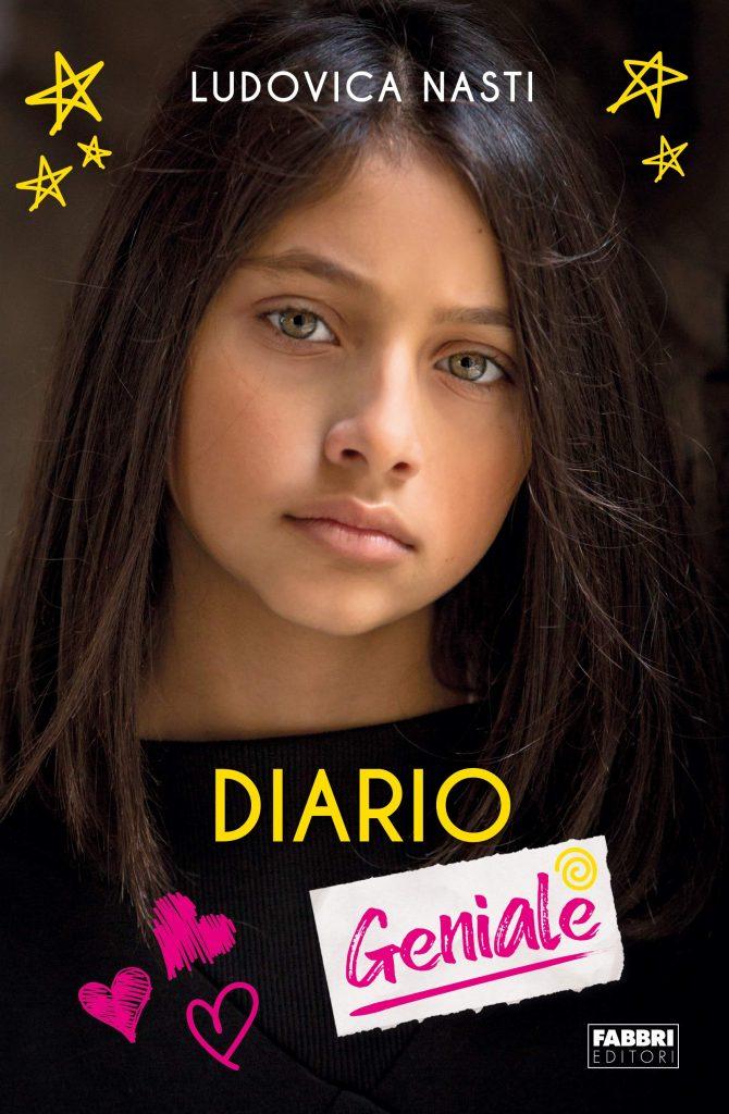 """La copertina del libro """"Diario Geniale"""""""