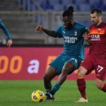 Il Milan espugna il Tardini con una tripletta. Il Parma resta in zona retrocessione.