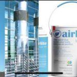 Joint venture tra Roccheggiani e Airlite |  pittura che purifica l' aria ed elimina i virus e i batteri