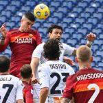 Roma Genoa 1 0, giallorossi ok con Mancini
