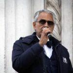 """Bocelli: """"A cavallo a Santa Marta di fronte al Papa, emozione unica"""""""