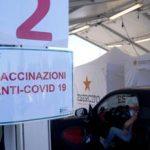 Vaccini Lazio, prenotazione 48 51 anni da martedì 18 maggio