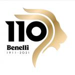 Benelli compie 110 anni e presenta il nuovo logo celebrativo
