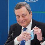 Sondaggio Dire Tecnè: la fiducia nel Governo continua a crescere, Draghi il leader più amato