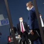 """Draghi a Orban: """"Spetta a Ue stabilire se violate trattati"""""""