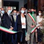 Bper torna in centro storico a L'Aquila, oggi taglio nastro sede