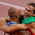 Jacobs e Tamberi doppio oro, #noncicredo vola su Twitter