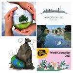 """""""World cleanup day"""", gli ambientalisti mobilitati per una considerevole pulizia"""