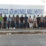 Flash mob per il recupero di Campo Testaccio a Roma