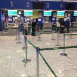 Alitalia partenza
