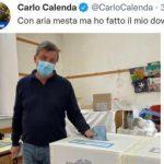 """Ballottaggio Roma, Calenda: """"Con aria mesta ma ho fatto mio dovere"""""""
