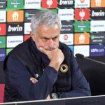 Bodo Glimt Roma 6 1, mea culpa Mourinho e squadra si scusa