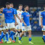 Europa League, Napoli Legia Varsavia 3 0