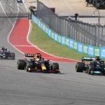 F1, Gp Usa: vince Verstappen davanti a Hamilton