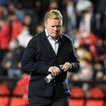 Barcellona esonera Koeman, caccia a nuovo allenatore