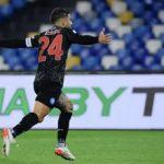 Napoli Bologna 3 0, azzurri in vetta con il Milan